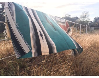 "The ""Llano"" Throw Blankets"