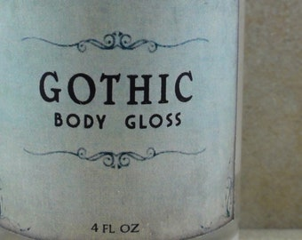 Gothic - Body Gloss - Limited Edition
