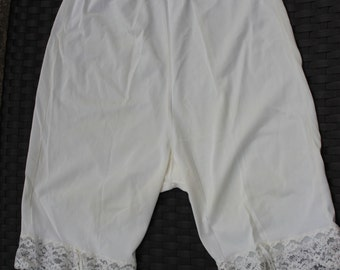 Vintage bloomers, pantaloons, knickers, drawers, pettipant