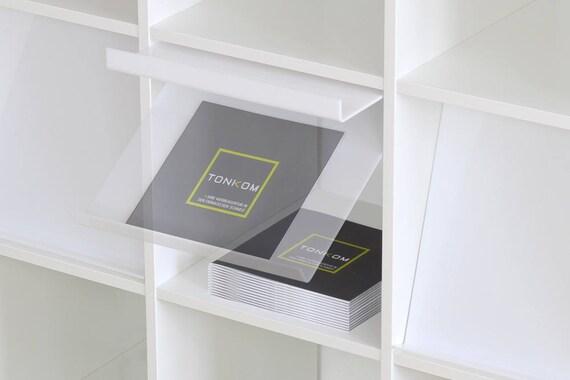 Expedit Regal Ikea brochure flap for ikea kallax expedit regal