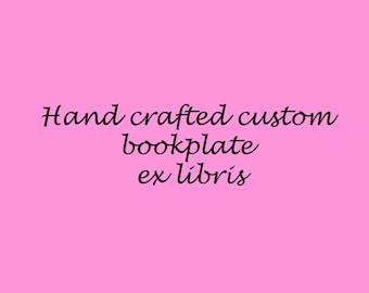 Custom Ex Libris Stamp