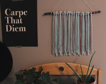Mint Wall Hanging