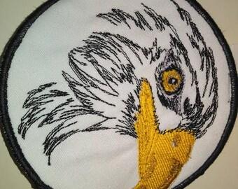 Bald Eagle Patch