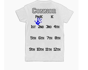 Class Of 2031 Shirt