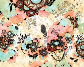 Giclee Fine Art Print - Amble - Print