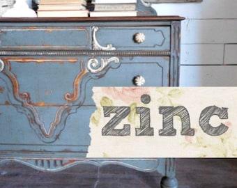 Sweet Pickins Milk Paint - Zinc