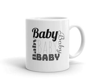 Baby Modern Mug DDLG, ABDL, Little, Adult Baby, Kawaii,CGL