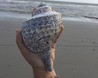 Its all small stuff seashell