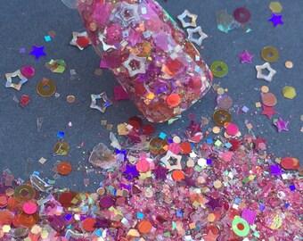 Nail Art Acrylic Gel Glitter mix ShaNELLA  Limited edition