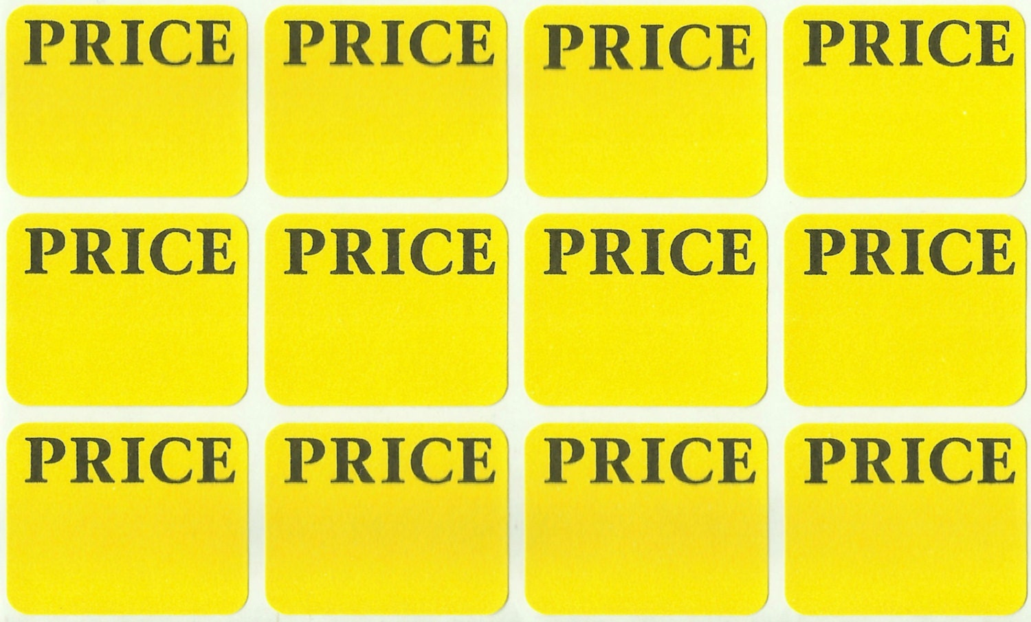It is a photo of Remarkable Garage Sale Price Tags Free Printable