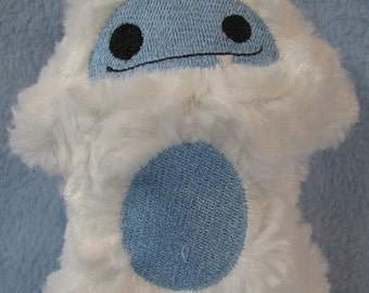Dzu-teh the Yeti Stuffed Animal MEDIUM