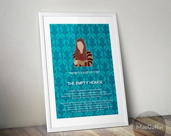 Sherlock Molly Hooper poster - Choose from 11 episodes (Made to order)