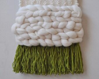weaving i