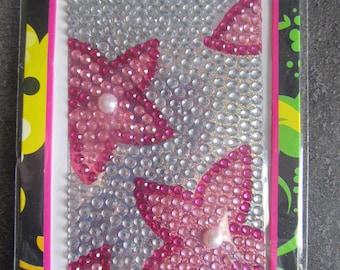 Stickers for cell phone - true original jewelry - 5.7 cm x cm 9,10