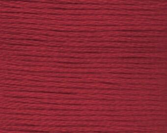 DMC 3721 Embroidery thread dark red