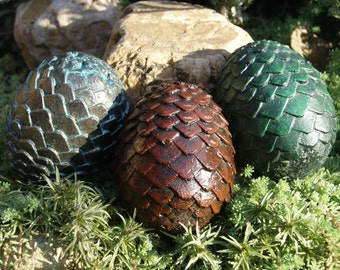 Dragon Eggs - Game of Thrones - Dragon - Mother of Dragons - Easter - Egg - Winter Is Coming - Daenerys - Fantasy - Geek Stuff