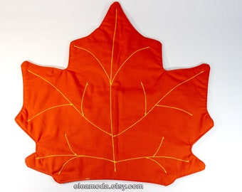 tablemat, tablecloth, placemats fabric, placemats embroidery, placemats orange, placemats leaf, placemats for table, placemats set