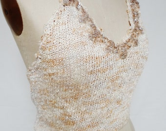 Halter Top, Crochet Tops, Halter