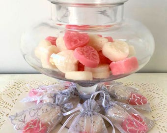 Peppermint Candy Party favor (24 candies)
