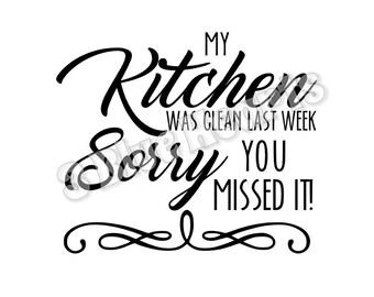 Kitchen was Clean SVG pdf DXF Stduio, Cutting Board SVG DxF pdf Studio, Cooking svg dxf pdf studio, kitchen svg pdf dxf studio