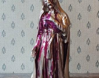 Handpainted Bloody Mary Ceramic Figurine