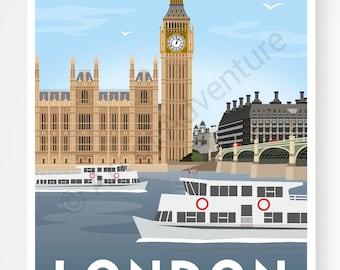 Big Ben – London England