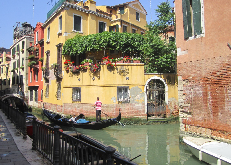 Gondola Photograph Venice Photograph Travel Photography
