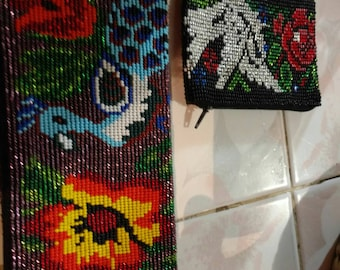 Chaquira purses