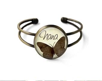 Nana Cuff Bracelet