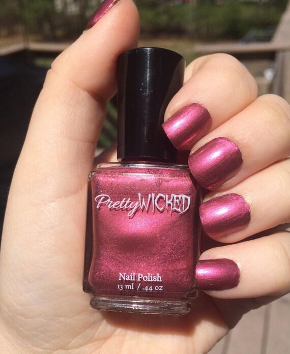 Esmalte de uñas Rosa, Rosabelle polaco, color de rosa Color de ...