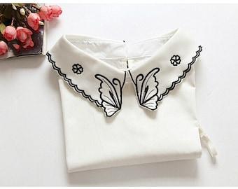 Detachable collar of off white shirt REF 1824