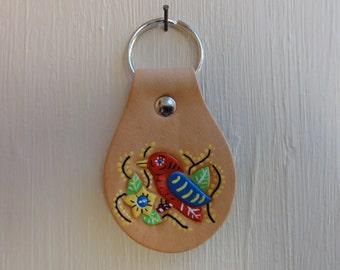 Key fob with Bird