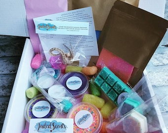 Jadedscents Large Starter Gift Set Packages- Huge Variety of products and scents