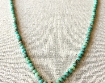 Chalcedony hand knotted necklace with citrine gemstone pendant