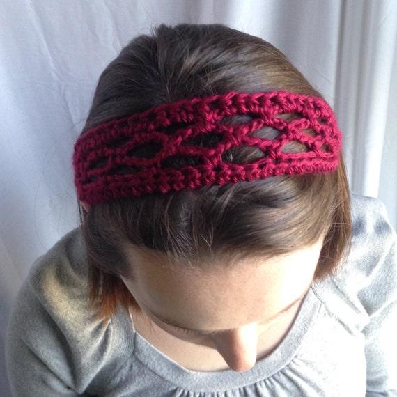 Crochet Pattern Summer Headband Pattern Crochet Headband Pattern