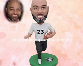 Custom Bobblehead dolls Father gift, Father's day   gift, gift for dad, gift for husband, birthday   gift, funny Bobblehead dolls