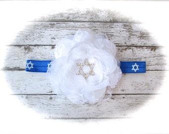 Hanukkah Headband for Baby | Hanukkah Headband | Hanukkah Gift | Hanukkah | Jewish Baby Headband | Jewish Baby Gift | Jewish Headband