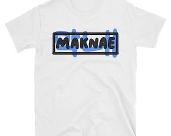 Maknae Kpop Hangul T-shirt Funny & Cute South Korean Tee