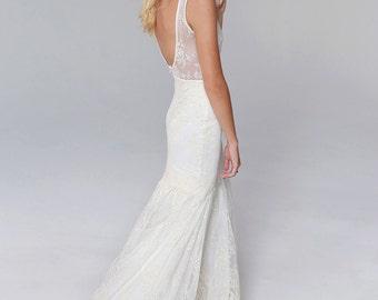 Enchanted wedding dress