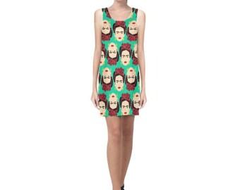 FRIDA Kahlo shift dress