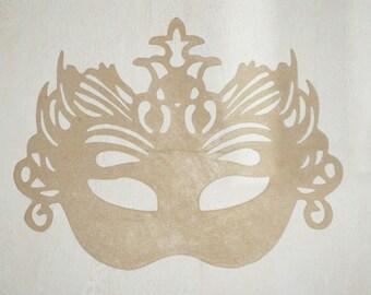 Mask Venetian - 20 x 25, 5cm
