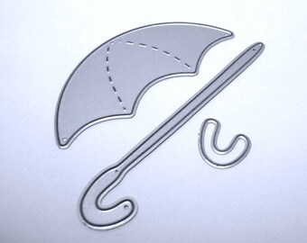 3pc Umbrella Metal Cutting Die