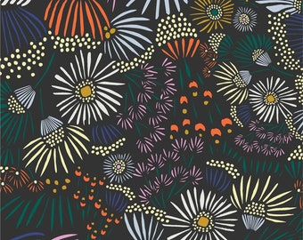Leah Duncan for Cloud 9: Evening Asters in Black