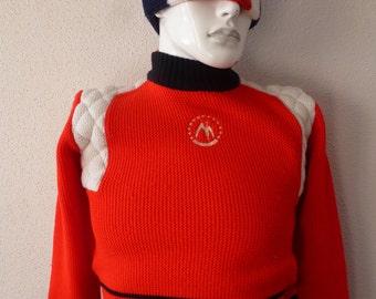 vtg /bonnet sweater