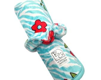 Lazy Daisy Minky Roll N Go Changing Pad