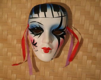 Porcelain Face Mask