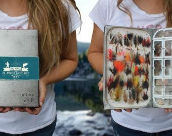 Fly Fishing 24pc Gift Set