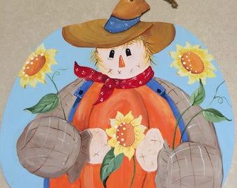 Harvest and halloween