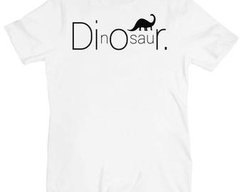 DInOsauR Fashion Brand Men's T-shirt