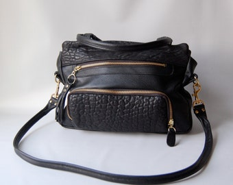 Willow bag in black